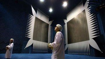 Türk uydu şirketleri Washington'da görücüye çıktı