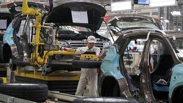 """Çin'de sanayi üretimi """"güçlü küresel talep"""" ile yükseldi"""
