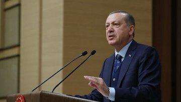 Erdoğan: Münbiç'i de teröristlerden temizleyeceğiz
