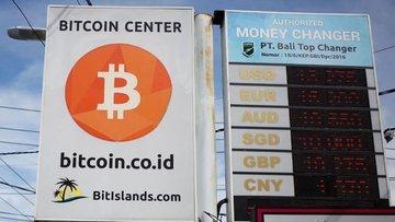 """""""Endonezya'da Bitcoin yatırımcılarının sayısı borsadakile..."""