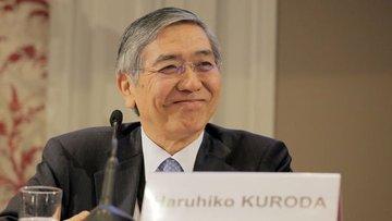 """BOJ/Kuroda: Kripto paralar finansal sistem için """"artı"""" ol..."""