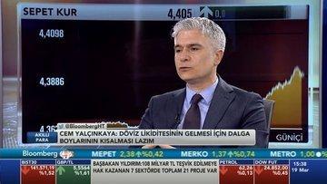 """""""Enflasyonu aşağı çekebilsek yabancının DİBS'e girişi dev..."""