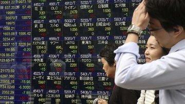 Japonya hisseleri ABD'deki kayııpların ardından düştü