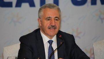 Arslan: Her 100 kilometreye bir havalimanı