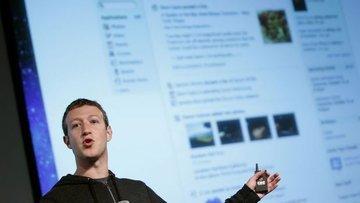 AB ve ABD Facebook'un kurucusu Zuckerberg'in ifadesini is...