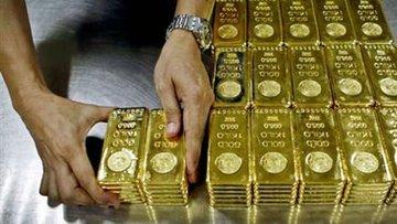 Türkiye'nin altın rezervi Şubat'ta arttı