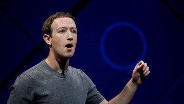 Facebook CEO'su Zuckerberg'den veri krizine ilişkin ilk a...