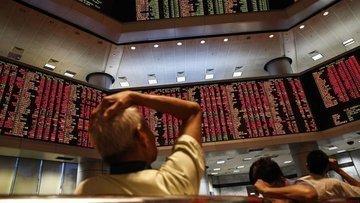 """Asya hisseleri """"Fed"""" sonrası yükseldi"""