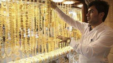 Kapalıçarşı'da altın fiyatları (22.03.2018)