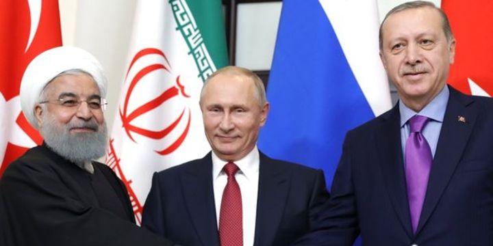 Erdoğan, Putin ve Ruhani Ankara