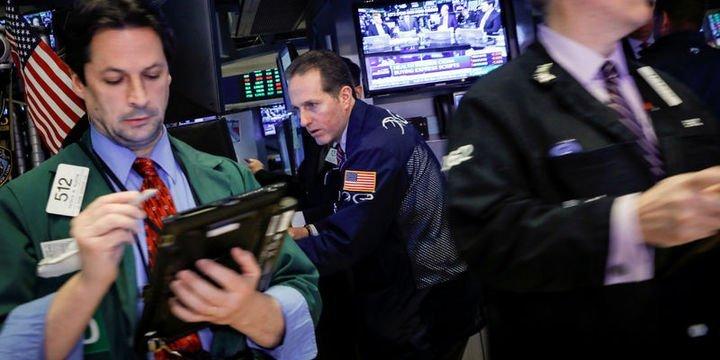ABD borsaları sert düşüş sonrası karışık seyrediyor