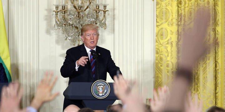 Trump: Suriye