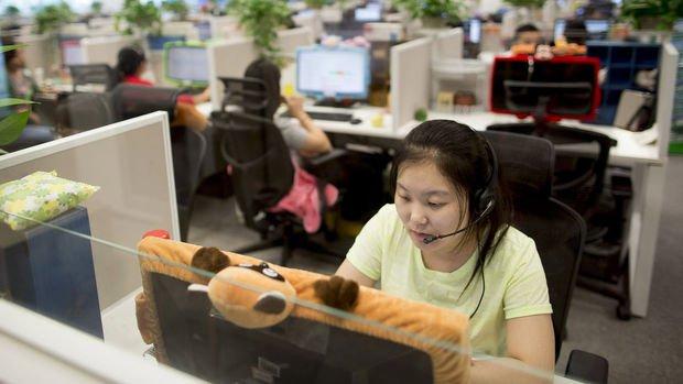Çin'de hizmet PMI'sı Mart'ta 4 ayın düşüğüne geriledi