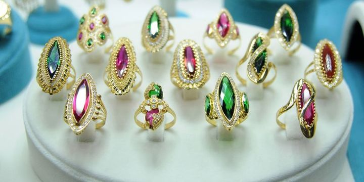 Mücevherde aylık ihracat rekoru kırıldı