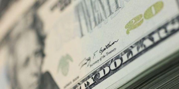 Yurt içi yerleşiklerin döviz mevduatı 2.2 milyar dolar azaldı