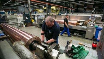 Almanya'da sanayi üretimi Şubat'ta beklenmedik şekilde az...