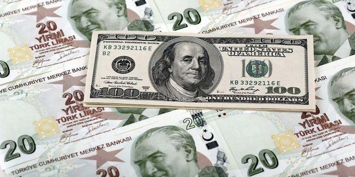 Dolar/TL istihdam sonrası hafif geriledi