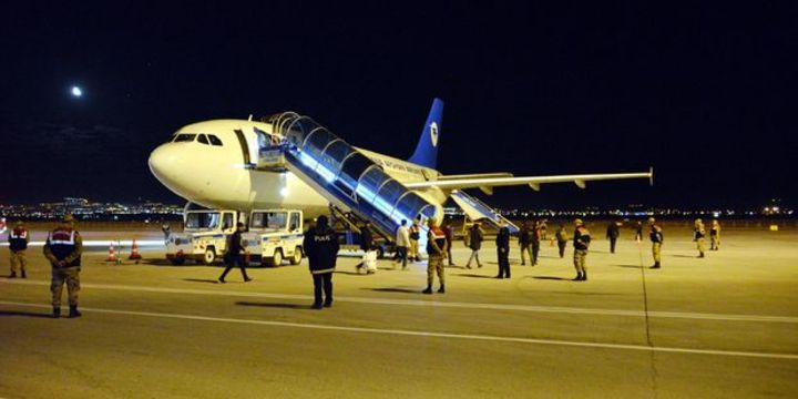 227 Afganlı kaçak göçmen