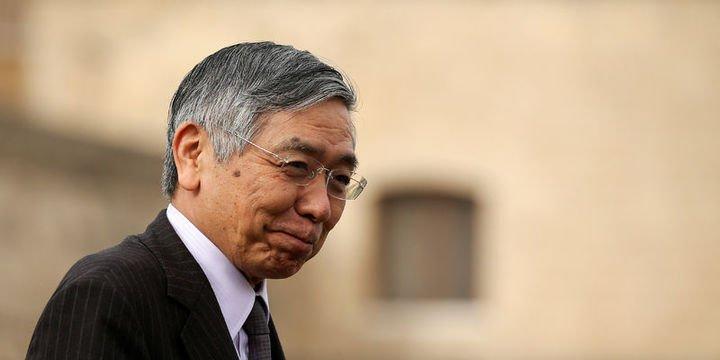 BOJ/Kuroda: Abe fiyat hedefine ulaşana dek genişlemeyi sürdürün dedi