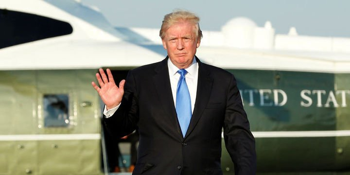 Trump, Suriye kararı için seyahatlerini iptal etti