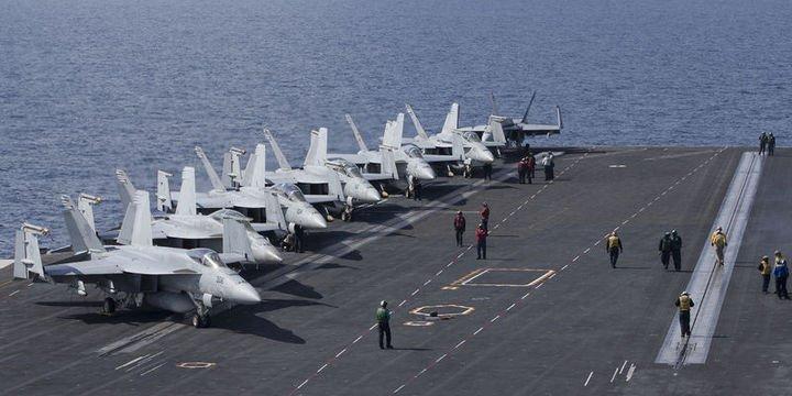 ABD'nin Akdeniz'e uçak gemisi sevk ettiği bildirildi