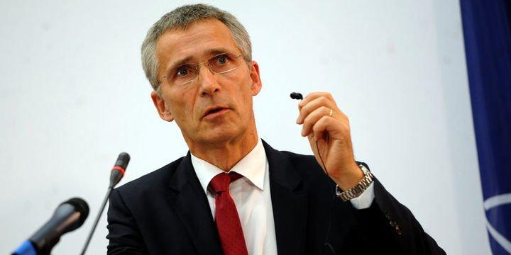 NATO Genel Sekreteri Stoltenberg Türkiye