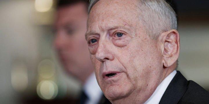 Mattis: Askeri seçenekleri Başkan Trump