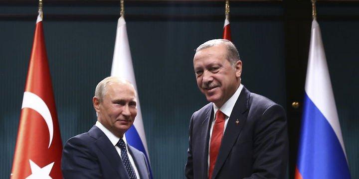 Erdoğan: Bugün Putin ile görüşmem var