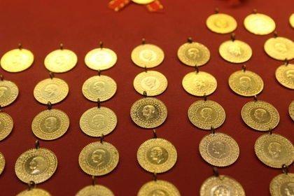 Kapalıçarşı'da altının kapanış fiyatları (12.04...