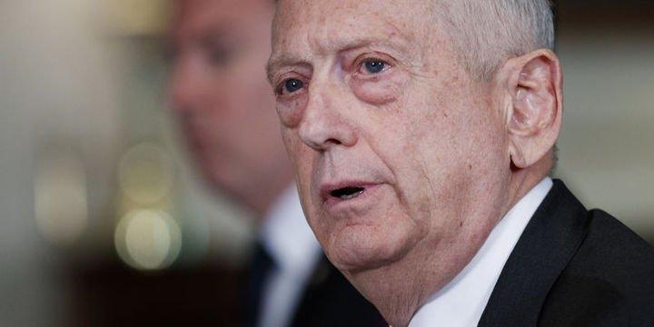 ABD Savunma Bakanı: Suriye