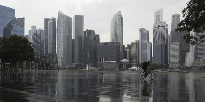 Singapur ilk çeyrekte yüzde 1.4 büyüdü