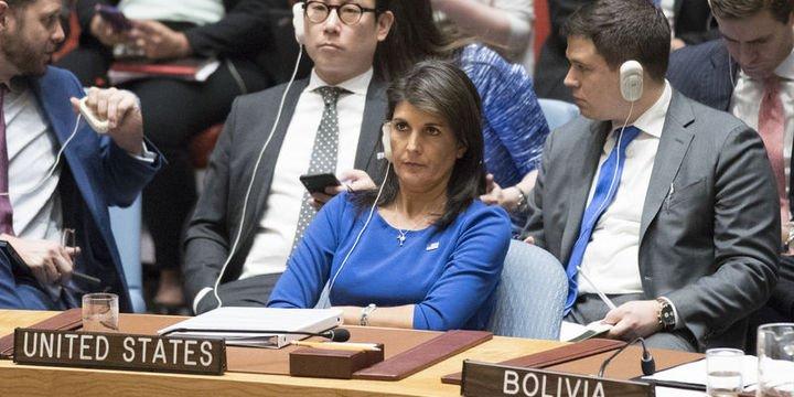 ABD BM temsilcisi: Rusya