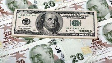 """Dolar/TL """"işsizlik"""" sonrasında sakin seyrini korudu"""