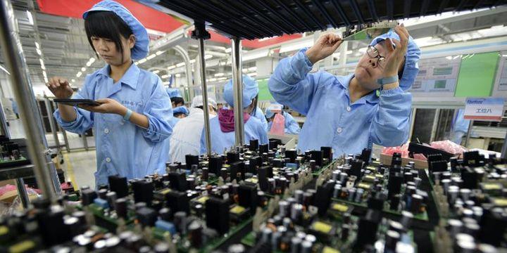 Çin ekonomisi ilk çeyrekte % 6.8 büyüdü