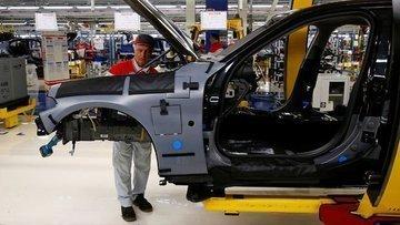 Avrupa otomobil pazarı ilk çeyrekte yüzde 0,6 büyüdü