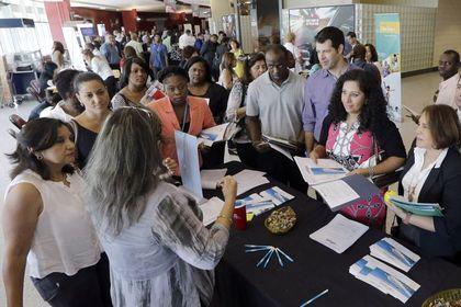 ABD'de işsizlik maaşı başvuruları 3 haftanın en...