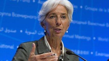 """""""Ticaret çatışmaları ve finansal volatilite küresel büyüm..."""