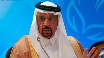 Suudi Petrol Bakanı: Petrol stokları hala normal seviyeni...