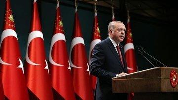 Erdoğan: Cuma günü yol haritamızı açıklayacağım