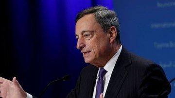 AMB/Draghi: Enflasyonun kademeli olarak artması bekleniyor