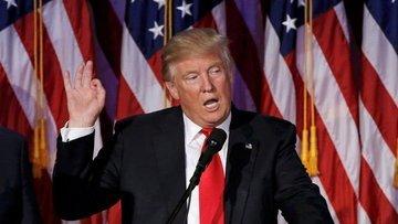Trump: Dünya için çok güzel haber