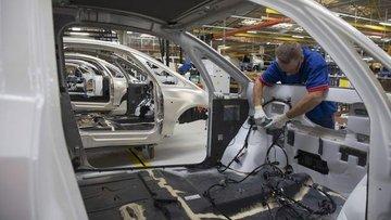 Euro Bölgesi'nde imalat PMI 14 ayın en düşük seviyesinde