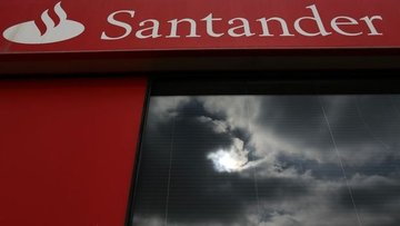 Banco Santander'in ilk çeyrek karı tahminleri aştı