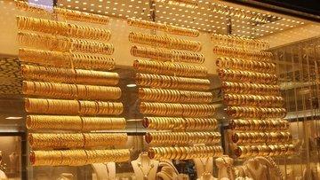 Altının gram fiyatı güne düşüşle başladı