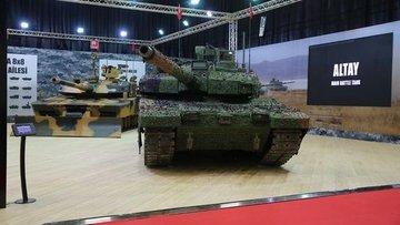 Altay tankı üretimi için BMC ile görüşmeler başlıyor