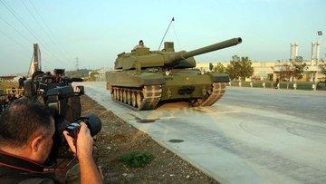 Altay tanklarından ilk aşamada 250 adet üretilecek