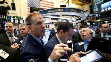 """ABD borsaları """"sert"""" düşüşle açıldı"""