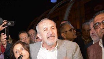 Cumhuriyet gazetesi İcra Kurulu Başkanı Akın Atalay tahli...