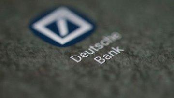 Deutsche'nin net geliri ilk çeyrekte beklentiyi karşılaya...