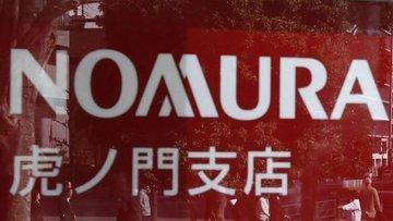 Nomura'nın 4. çeyrek karı yüzde 63 geriledi